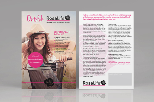 Flyer Rosalife